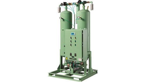 DEX Series Desiccant Externally Heated Dryers