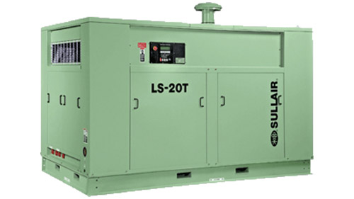 LS-20T Two-Stage Extreme Pressure Rotary Screw Air Compressors