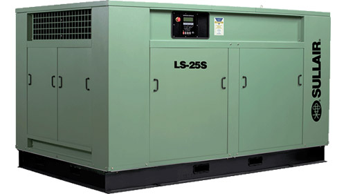Single-Stage Rotary Screw Air Compressors