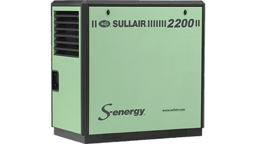 S-Energy® 1800 to 3000V Rotary Screw Air Compressors