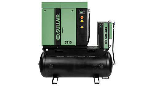 Shoptek ST4 - 15 Rotary Screw Air Compressors