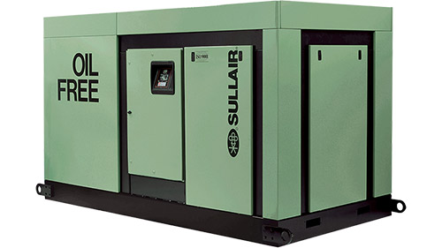 DS13 Oil Free Rotary Screw Air Compressors