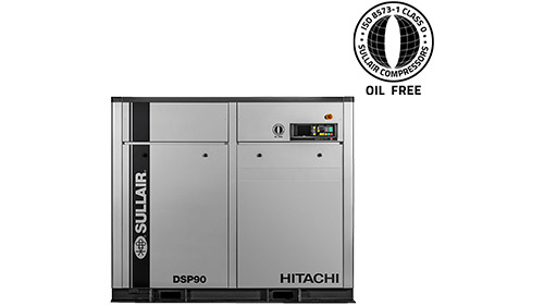 DSP Series Oil Free Rotary Screw Air Compressor