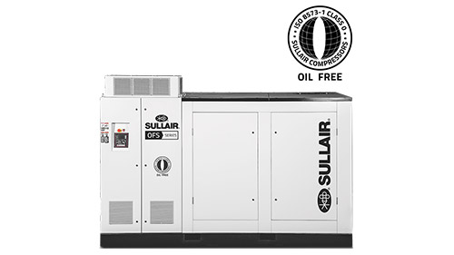 OFS Series Oil Free Rotary Screw Air Compressors