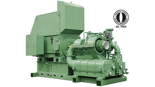 T-Series Oil Free Centrifugal Air Compressors